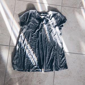 Hollister Grey Shift Shirt